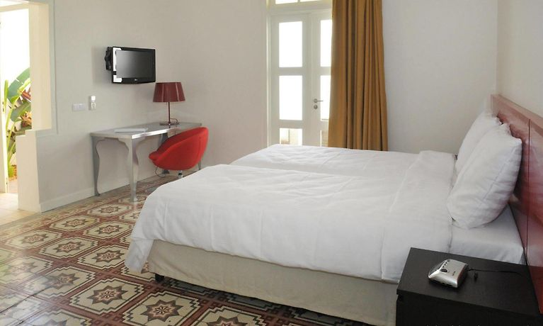 klooster appartement curacao